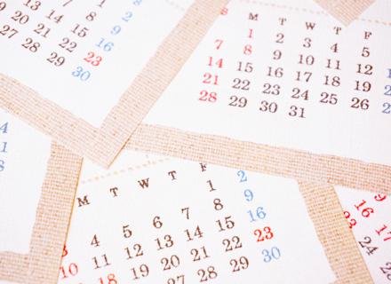 心理テスト「カレンダー」
