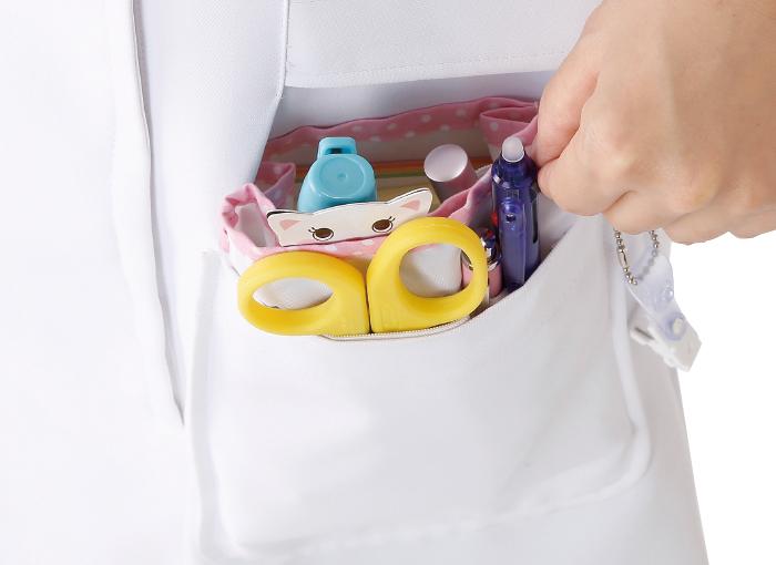 看護師さんの持ち物を調査!ポケットの中、 何を入れてる?~揃えておきたいナースグッズ~