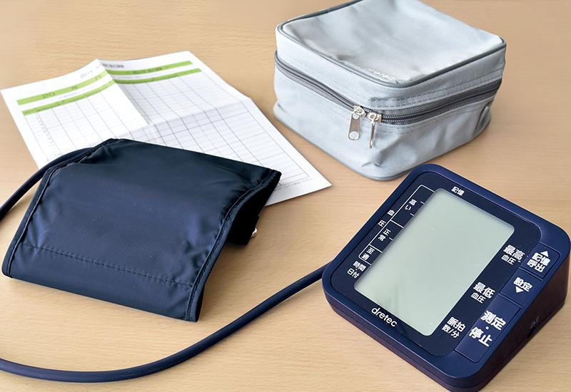 ドリテック 上腕式血圧計