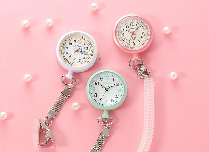 欲しいナースウォッチはコレだ!これで迷わず辿りつける自分に合った時計